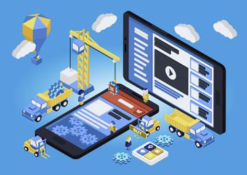 Thiết kế ứng dụng iOS và Android
