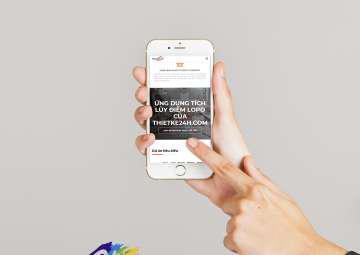 Ứng dụng tích điểm khách hàng trên điện thoại thông minh