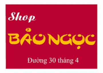 SHOP BẢO NGỌC - ỨNG DỤNG MUA SẮM ONLINE
