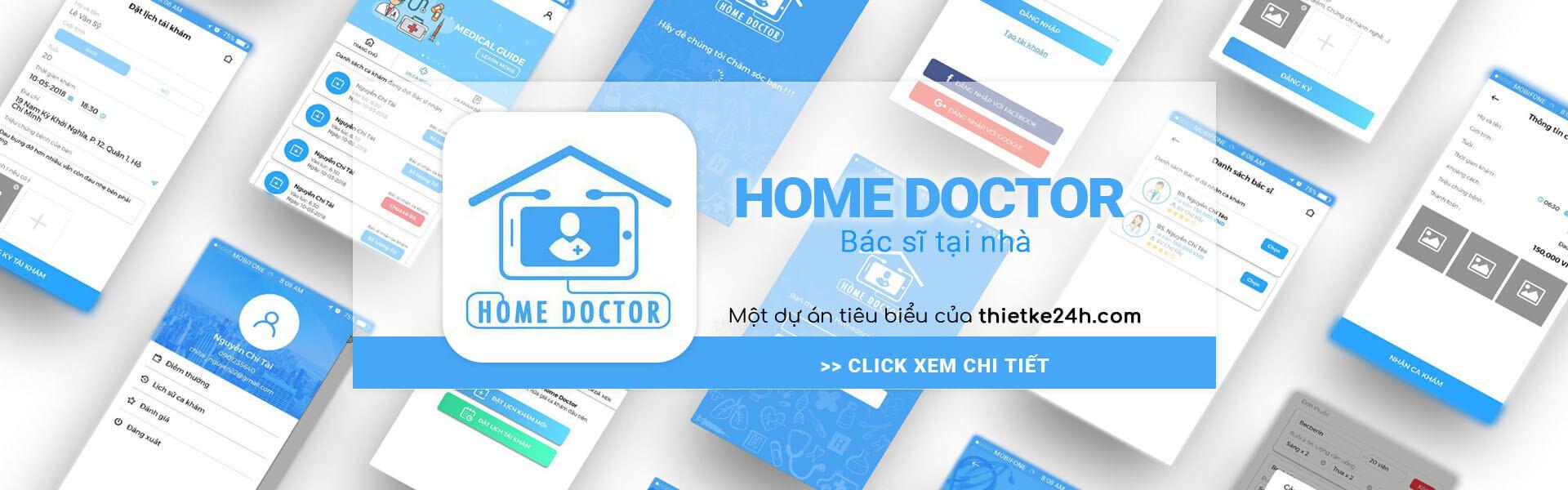 Home Doctor - Bác sĩ tại nhà