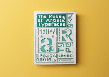 10 cách sử dụng kiểu chữ tuyệt vời cho bìa sách