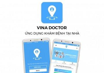 THIẾT KẾ ỨNG DỤNG VINA DOCTOR