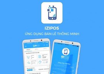 Thiết kế ứng dụng IZIPOS - Ứng dụng quản lý bán hàng
