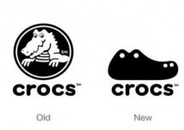 Phác thảo logo mới của Crocs hướng đến một diện mạo thông minh
