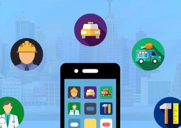 Lợi ích khi chọn  làm app lĩnh vực dịch vụ vận chuyển