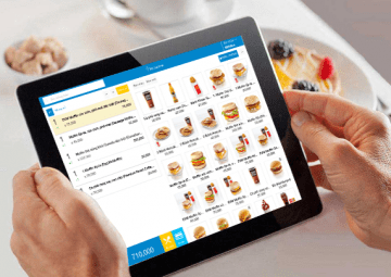 Lợi ích của app đặt món ăn cho nhà hàng