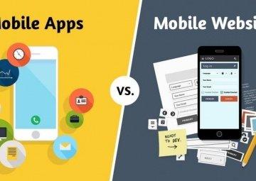Ứng dụng mobile và website khác nhau như thế nào?