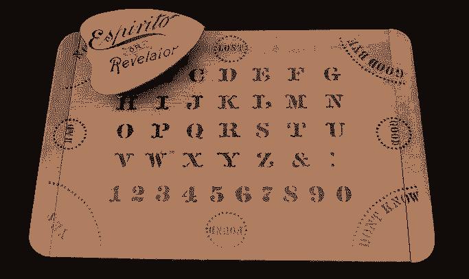 """Tìm hiểu về bộ cầu cơ Ouija - trò chơi """"bị nguyền rủa"""""""