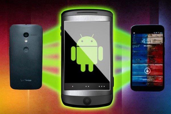 Những lưu ý trong việc làm ứng dụng trên android