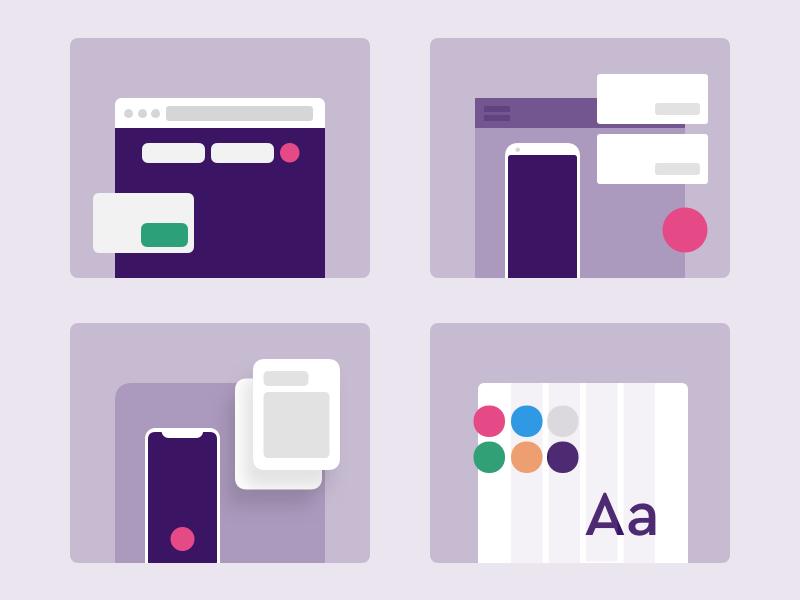 Hướng dẫn tạo Design System cho thương hiệu trên các phương tiện xã hội