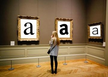 Vị trí của thiết kế đồ họa trong các viện bảo tàng nghệ thuật ngày nay thế nào?