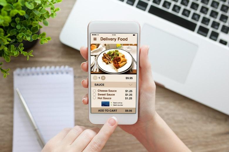 Thiết kế app order đồ ăn có lợi ích gì cho nhà hàng