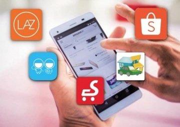Một số các ứng dụng bán hàng online phổ biến nhất hiện nay