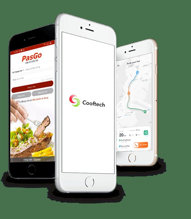 Dịch vụ thiết kế app mobile rất quan trọng với kinh doanh online