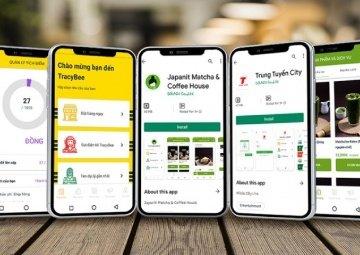 Đơn vị thiết kế app tích điểm uy tín hàng đầu thị trường