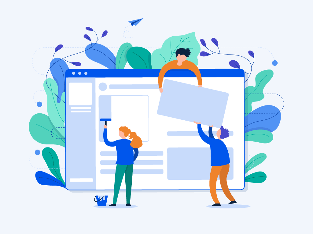 7 nguồn 'tài nguyên minh họa' tuyệt vời để sử dụng cho các dự án thiết kế website của chính bạn