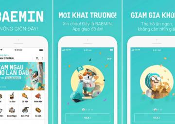 Phát triển kinh doanh nhà hàng với thiết kế app giao đồ ăn