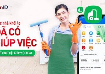 2 ứng dụng giúp việc nhà đang nổi bật nhất thị trường hiện nay