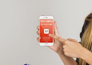 Điểm nổi bật của app tích điểm cho khách hàng