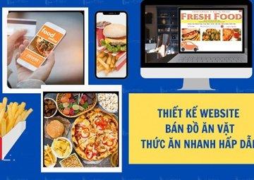 Dịch vụ order đồ ăn trực tuyến đang ngày càng phát triển