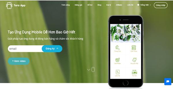 Địa chỉ nhận tạo app giá rẻ tại thành phố Hồ Chí Minh