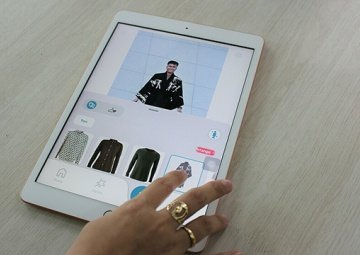 Thiết kế app bán hàng online cho các cửa hàng kinh doanh thời trang
