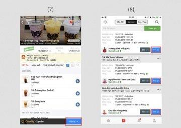 Những điểm nổi bật của app order đồ ăn mà khách hàng thường xuyên sử dụng