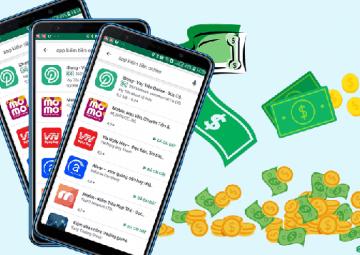 Cách để bạn có thể kiếm tiền từ app gọi xe
