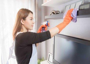 Mẹo giúp bạn có một căn phòng sạch sẽ vệ sinh theo phong cách Nhật Bản