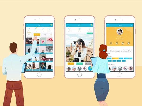 Những tiêu chí kỹ thuật quan trọng khi chúng ta thiết kế app mobile